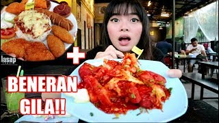 Video BENERAN GILA! MAKAN BULDAK + NASI GILA PEDAS DI HAWKERS MP3, 3GP, MP4, WEBM, AVI, FLV November 2018