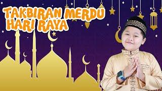 GEMA TAKBIR hari raya idul fitri 2017 - Uyyus feat Upin & Ipin ✿ Uyyus fun video