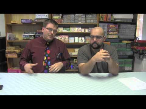 Gen Con - Tom and Zee take a look at upcoming games from GenCon. In this video, we talk about games from Fantasy Flight, 1A Games, Academy Games, AEG, Albino Dragon, A...