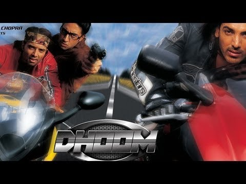 Dhoom Full Movie facts   John Abraham   Abhishek Bachchan   Uday Chopra   Esha   Rimi