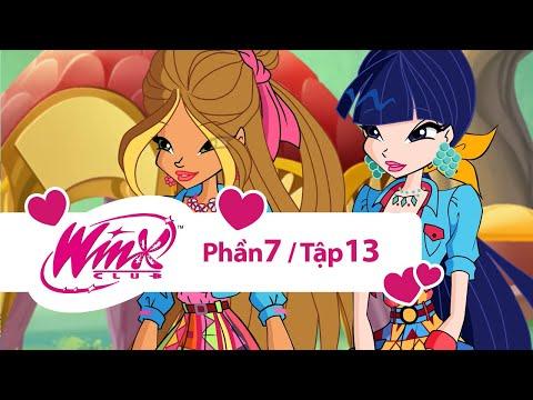Winx Club - Winx Công chúa phép thuật - Phần 7 Tập 13 [trọn bộ] - Thời lượng: 22 phút.
