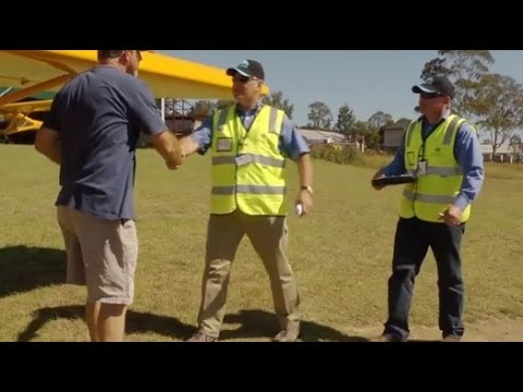 CASA Safety Video – Ramp checks explained for Sport pilots