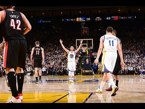 Video: Stephen Curry Breaks NBA Record with 273rd 3-Pointer of Season