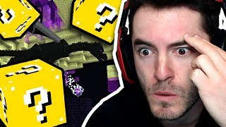 Minecraft: Lucky Block Parkour Was A Mistake by CaptainSparklez
