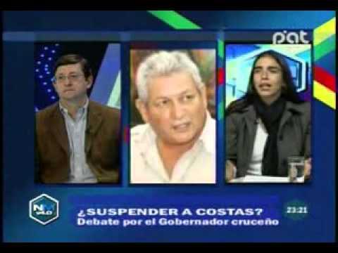 Oscar Ortiz en No Mentiras (PAT) – Sobre la suspencion del Gobernador Costas