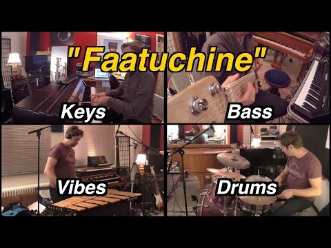 'Faatuchine' - Tim Collins & Matthias Bublath play all instruments
