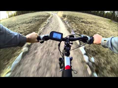 50 MPH 52v Electric Mountain Bike