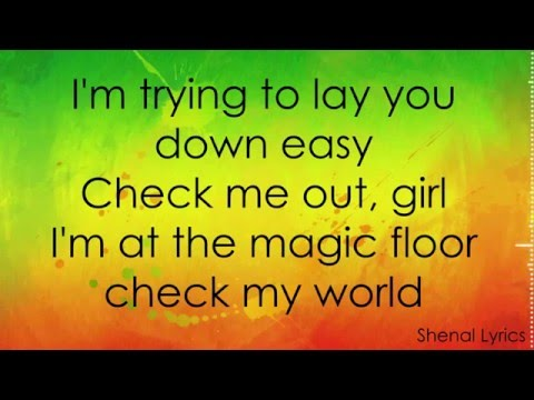 MAGIC! - Lay You Down Easy ft. Sean Paul (Lyrics) [HD]