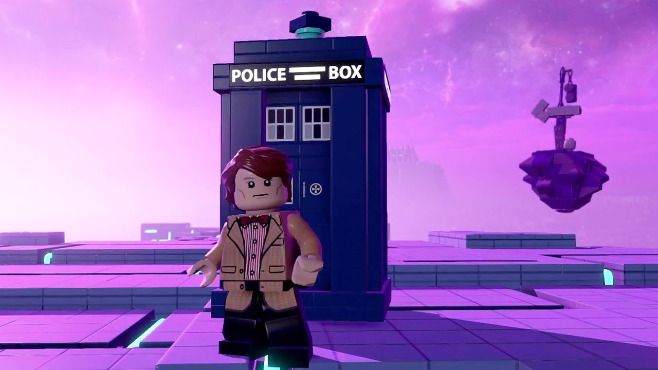 LEGO Dimensions Doctor Who Trailer (PS4 / Xbox One) #VideoJuegos #Consolas