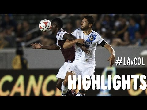 HIGHLIGHTS%3A LA Galaxy vs Colorado Rapids %7C September 5%2C 2014