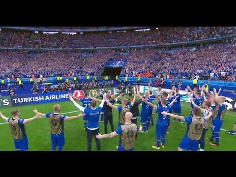 Download Video Iceland Wins. Everyone Goes Nuts. (Ísland Vinnur. Allir Bilast.)
