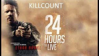 Nonton 24 hours to live (2017) Killcount Film Subtitle Indonesia Streaming Movie Download