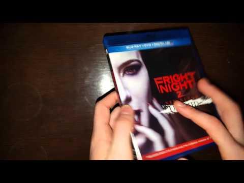 Fright Night (Original&Remake1&2) Bluray Unboxing