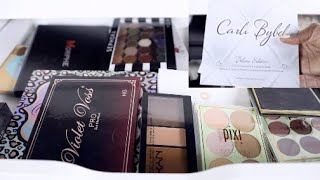 Hi babes! Here's a video sharing some makeup organization tips for my eyeshadow palettes. I will break down my makeup collection in multiple videos for every category. Drop your requests in the comments below for future makeup storage videos! D I S C O U N T  C O D E S:http://www.Artistcouture.com discount code LABRONZEJouer Discount! use code JACKIE15 for discount www.jouercosmetics.com/ Use code JACKIE for discount on all PUR Cosmetics purchases! http://www.purminerals.com/Sigma Makeup Brushes http://bit.ly/1FkFUYl use code JACKIESIGMA for 10% offC O N N E C T  W I T H   M E:instagram: @jackieainasnapchat: jackieainafacebook: Jackie Ainatwitter: @jackieainaB U S I N E S S:For business inquiries please contact jackie@rare.global*Some affiliate links are used, which means I may receive a commission should you decide to click that link and make a purchase. My content is 100% not influenced by brands, PR products received, usage of affiliate links, or brand partnerships.Changing the standard of beauty, one tutorial at a time :)Phil 4:13
