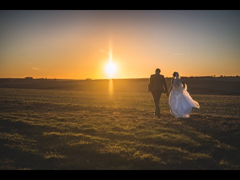 Wold Top Brewery Wedding Video - Leanne and Ollie