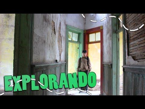 Video EN ESTE HOTEL SE HOSPEDO PANCHO VILLA - EXPLORACIÓN URBANA CON JJJ download in MP3, 3GP, MP4, WEBM, AVI, FLV January 2017