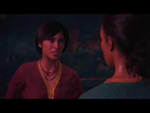 Uncharted The Lost Legacy - Vidéo sur la création de Chloe de Uncharted : The Lost Legacy