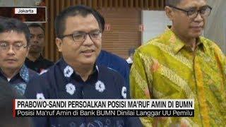 Video Tim Hukum Prabowo-Sandi Persoalkan Posisi Ma'ruf Amin Di BUMN MP3, 3GP, MP4, WEBM, AVI, FLV Juni 2019