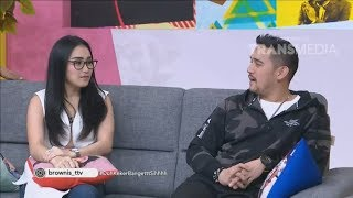 Video BROWNIS - Igun Cemburu Karena Ayu Ting Ting Genit Sama Mario Lawalata (11/10/18) Part 1 MP3, 3GP, MP4, WEBM, AVI, FLV Oktober 2018
