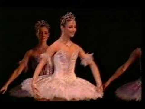 Alina Cojocaru as Cinderella (cor. Ashton)