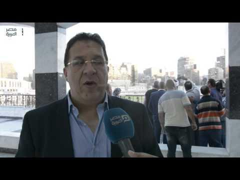 مصر العربية | أحمد جلال إبراهيم يوجه رسالة لأعضاء الزمالك