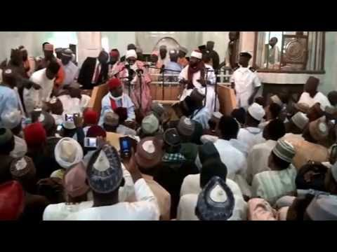 Sheikh Dahiru Usman Bauchi Tafsir 2016 - Day 1 (Opening Tafsir)