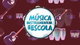 Conheça o Projeto Música Instrumental na Escola