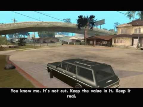 gta san andreas - If you enjoyed the video please click on the Like button :D IN This Segment: 1. In The Beginning: Mostly introduces you officers Tenpenny and Pulaski - stron...