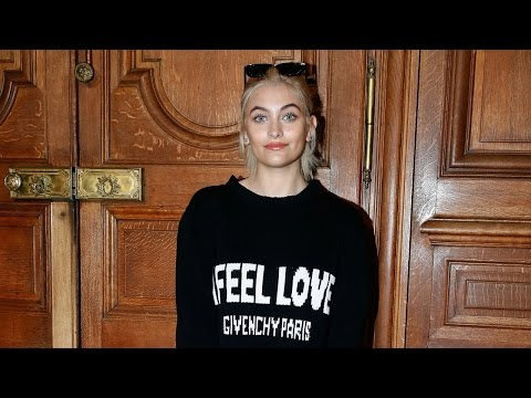 Paris Jackson 'Very Scared' Over Intense Paparazzi Encounter -- Watch