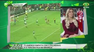 Comentarista analisa a partida e reforça que Jaílson tem totais condições de assumir a meta palmeirense.