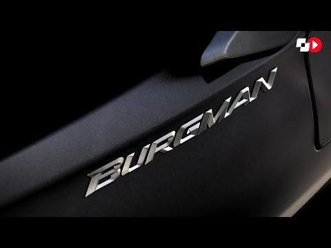 Vídeos Suzuki Burgman 650