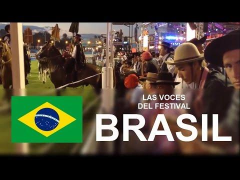 BRASIL | Las voces del Festival de Doma y Folclore de Jesús María 2016