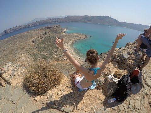 Греция | Крит | Сентябрь 2016 | Greece, Crete | Κρήτη | GoPro