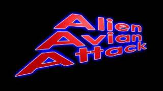 Alien Avian Attack - demo YouTube video