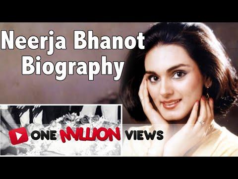 Neerja Bhanot - Biography | Must Watch | The Laddu