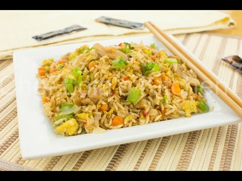 Download nigerian fried rice recipe chef lolas kitchen 4 3gp how to make chicken fried rice chef lolas kitchen ccuart Images