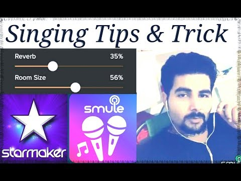 Smule Perfect Song Recording Tips By Soulful | Smule Singing Tips | Smule Tutorial |