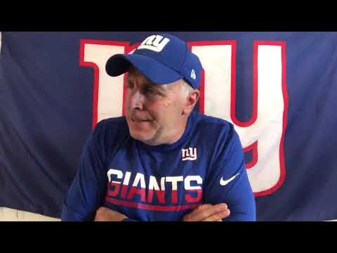 The NY Giants Pre-Game Locker Room with Vic DiBitetto: Some Buffalonians
