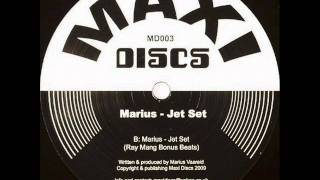Marius - Jet Set - Ray Mang Bonus Beats