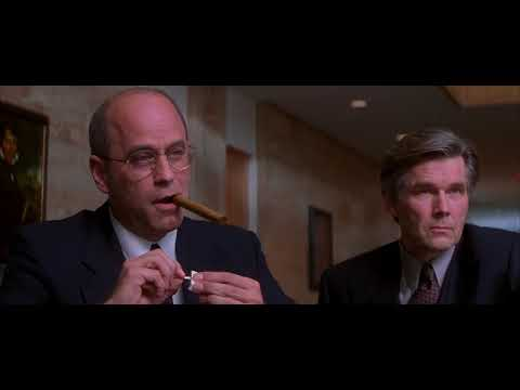 The Thomas Crown Affair (1999) - Contract