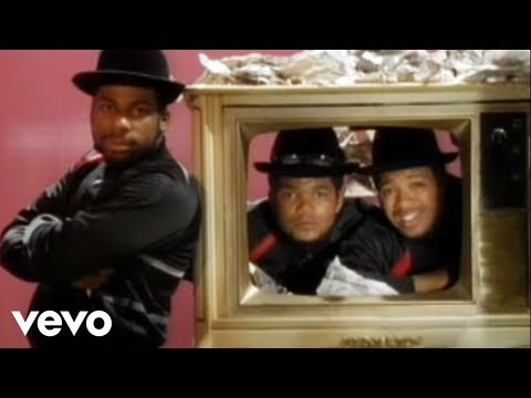 RUN-DMC – You Talk Too Much