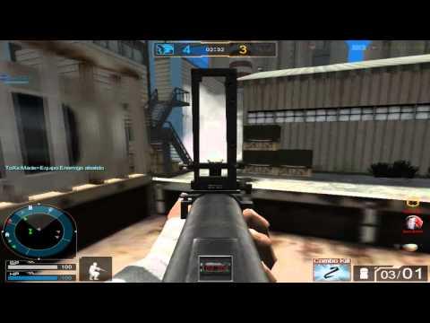 GamePlay con Famas y M79!! | FoxStriker Operation7 Latino