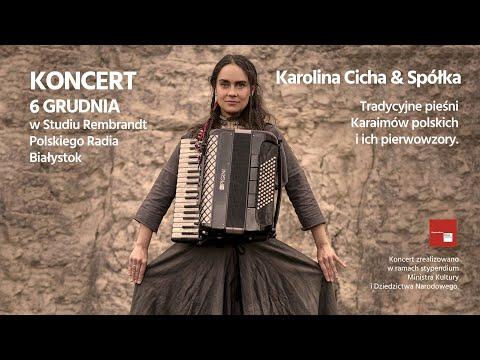 Koncert Karoliny Cichej