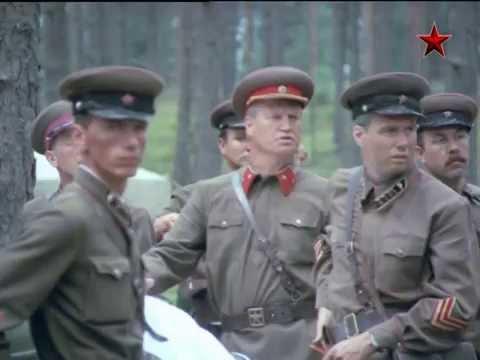 Война на западном направлении 2 серия (видео)