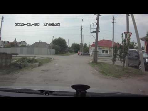 Авария в Миллеровском