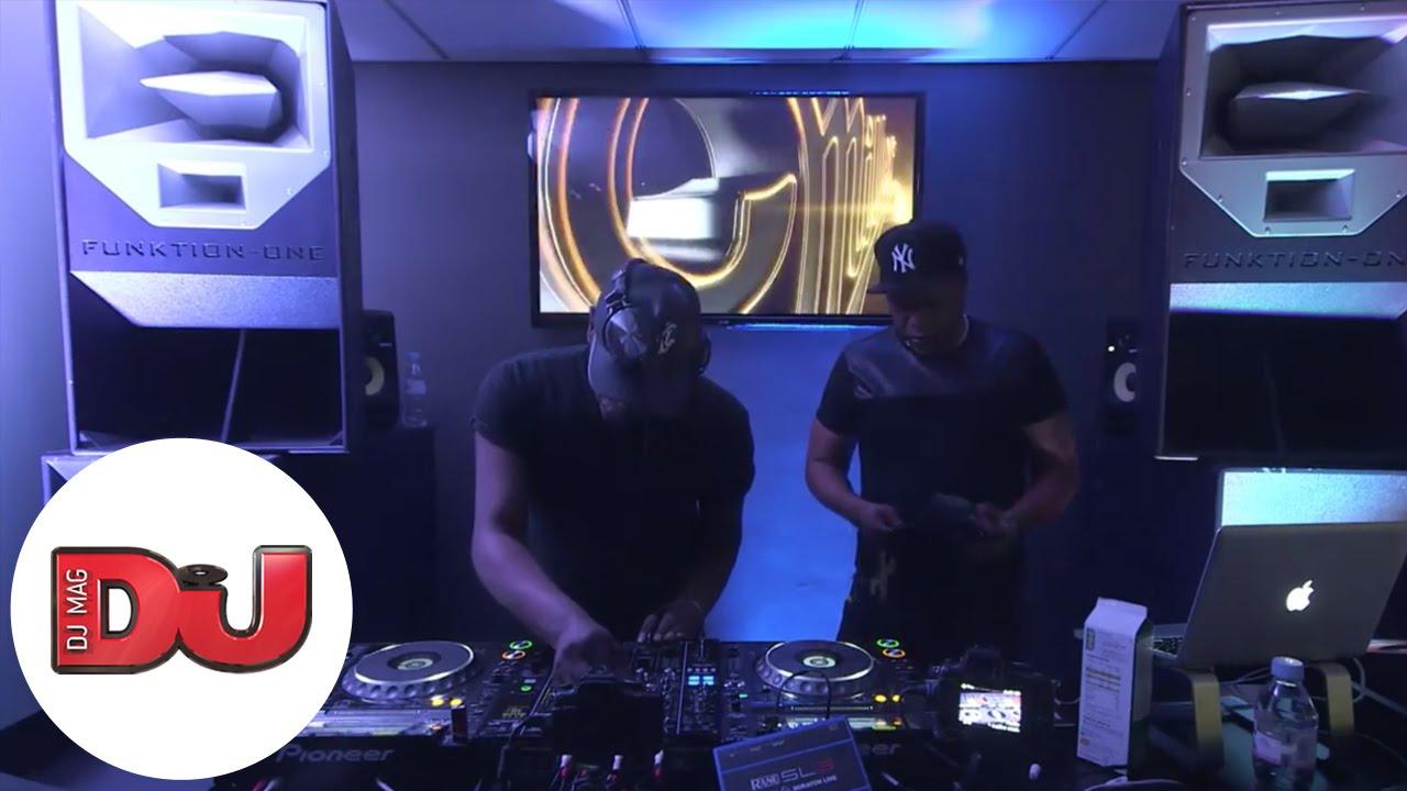 Fabio & Grooverider - Live @ DJ Mag HQ 2015