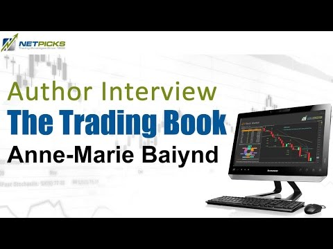 Interview with Anne-Marie Baiynd Author of The Trading Book