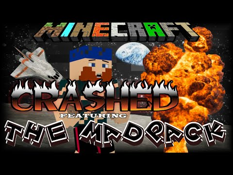 Protection - Crashed in Minecraft is back and this time Lanceypooh is in search of materials to protect the base! .:Subscribe:. http://bitly.com/JoinLegion ~Stay Connected~ Twitter https://twitter.com/Lancey...