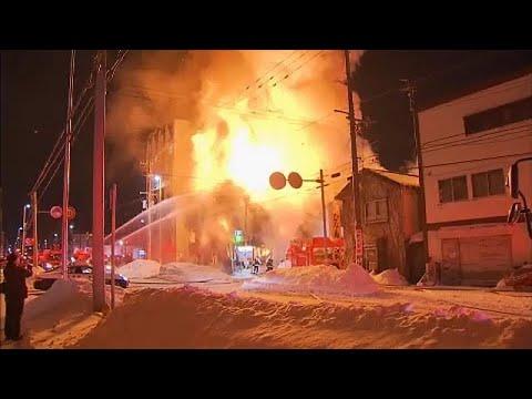Ιαπωνία: Τραγωδία σε γηροκομείο απόρων