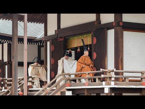 Η ημέρα παραίτησης του αυτοκράτορα Ακιχίτο
